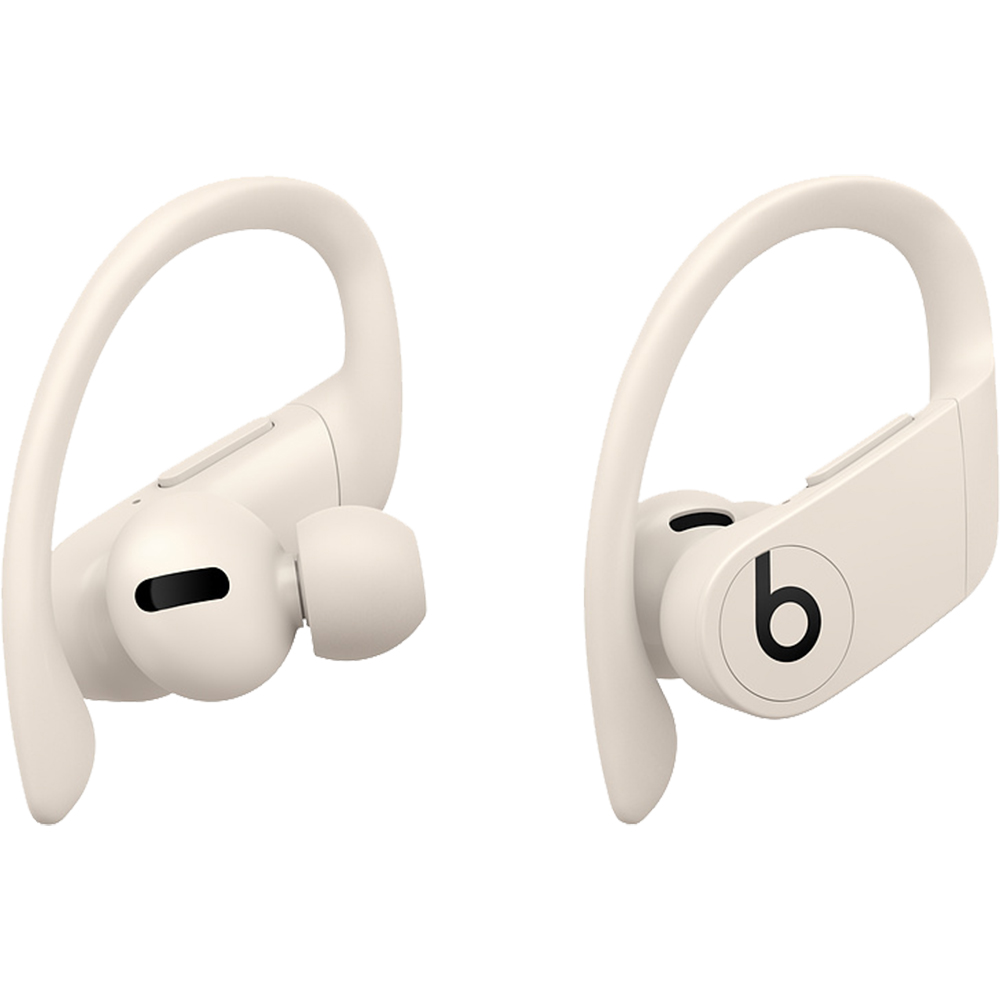 Casti Wireless Powerbeats Pro Ivory Alb