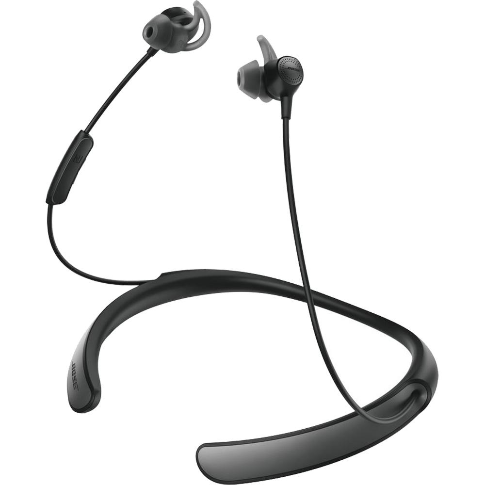Casti Wireless Quietcontrol 30 Negru
