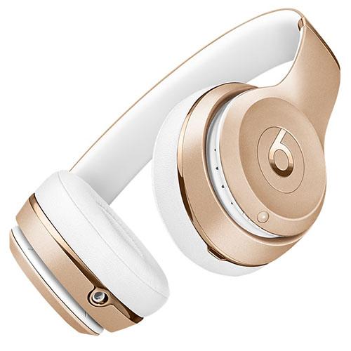 Casti Wireless Solo 3 On Ear Auriu