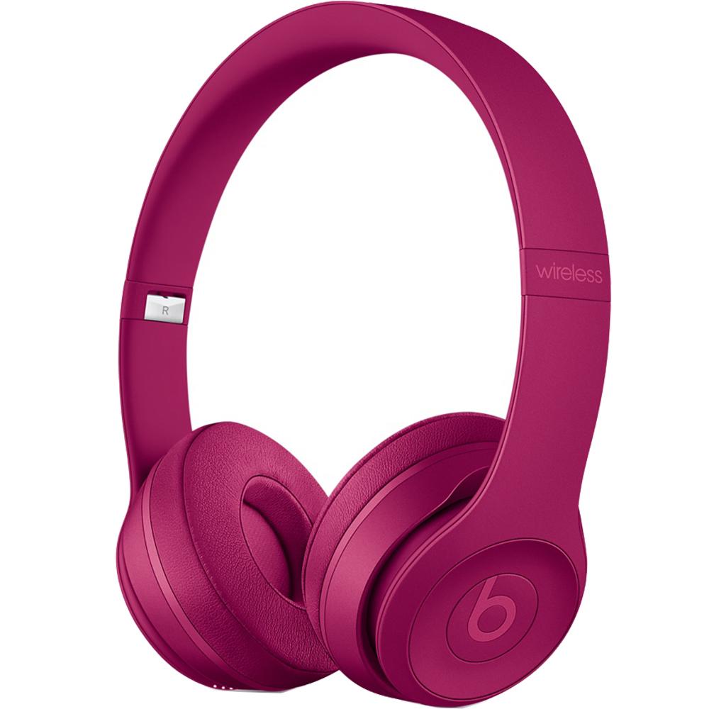 Casti Wireless Solo 3 On Ear Brick Rosu