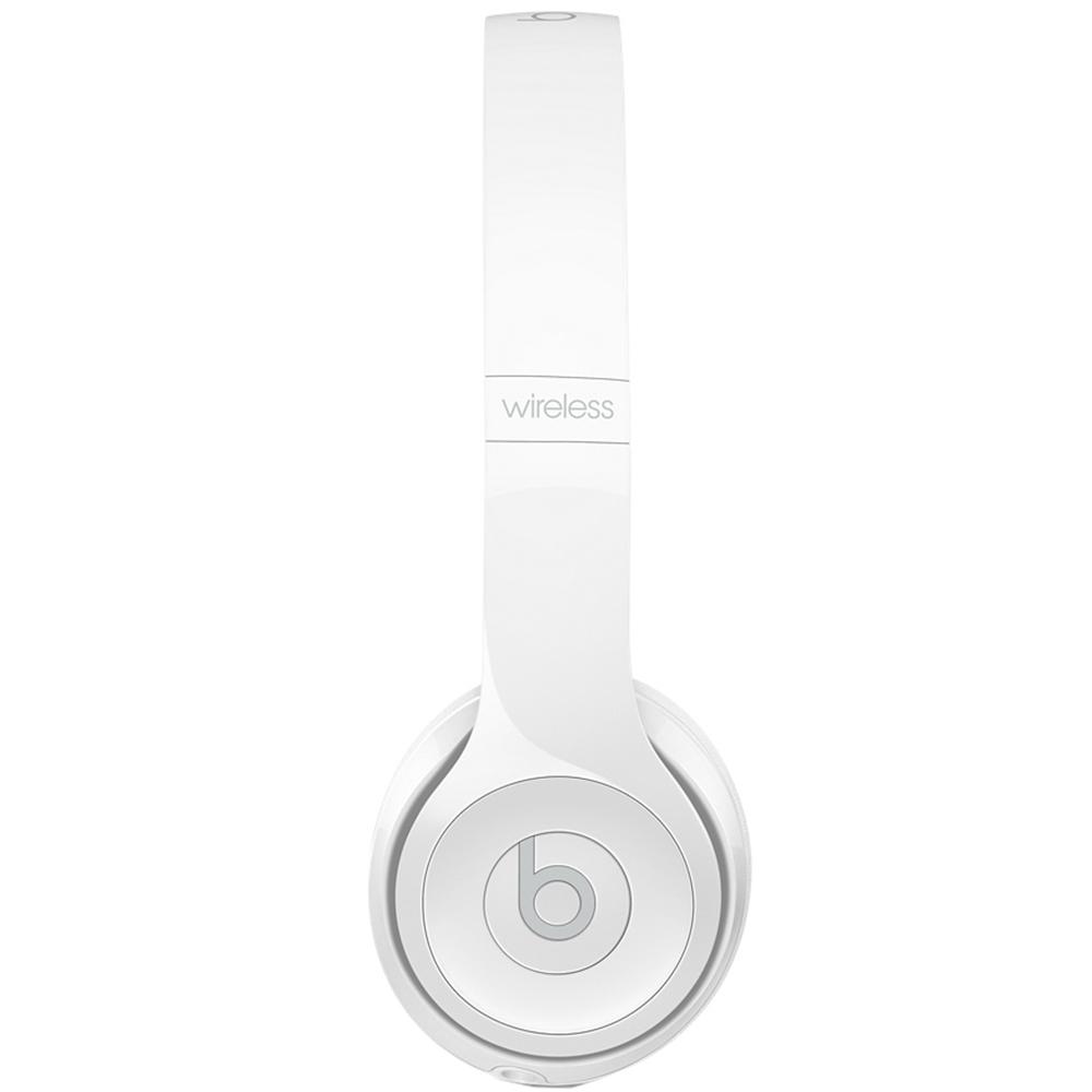 Casti Wireless   Solo 3 On Ear Glossy Alb