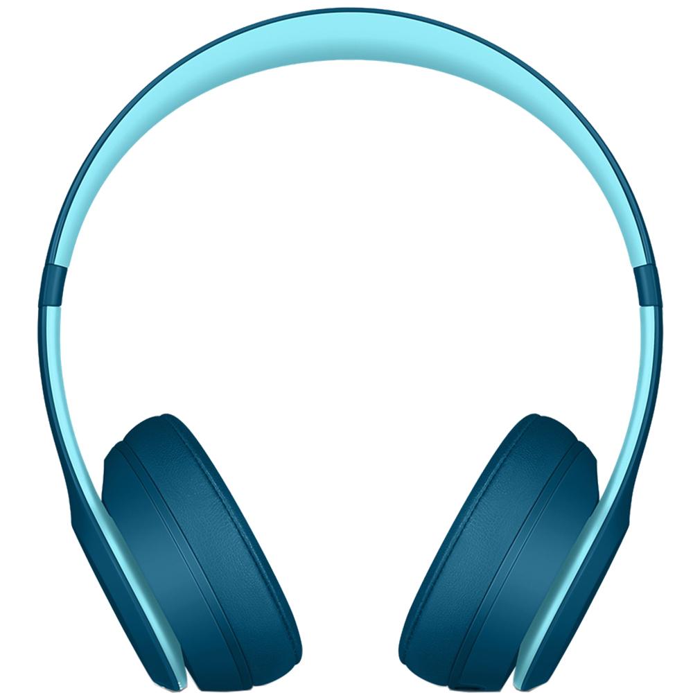 Casti Wireless   Solo 3 Pop Albastru