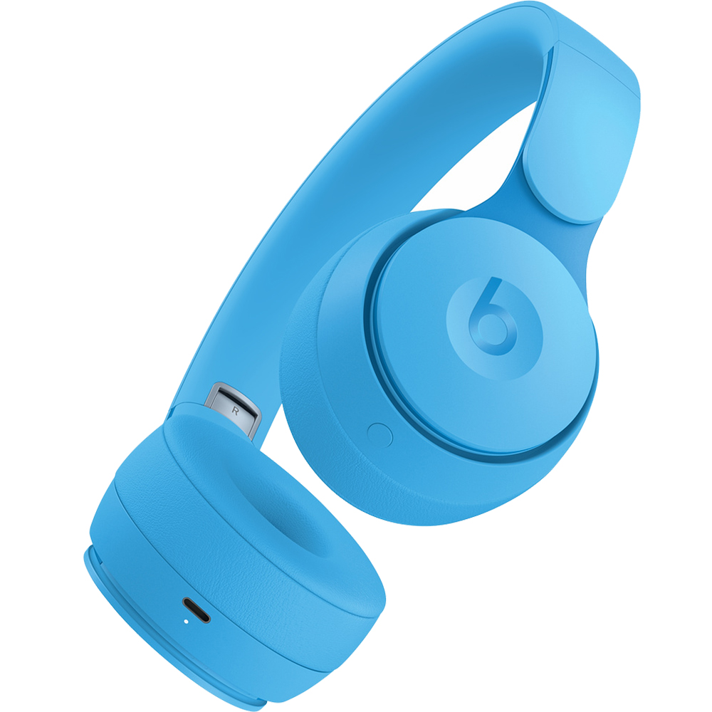 Casti Wireless Solo Pro Light Blue Albastru deschis