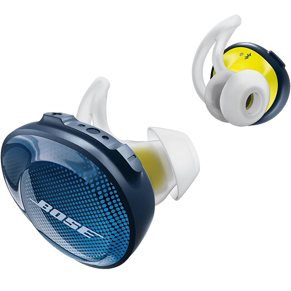 Casti Wireless   Soundsport Free Truly Albastru
