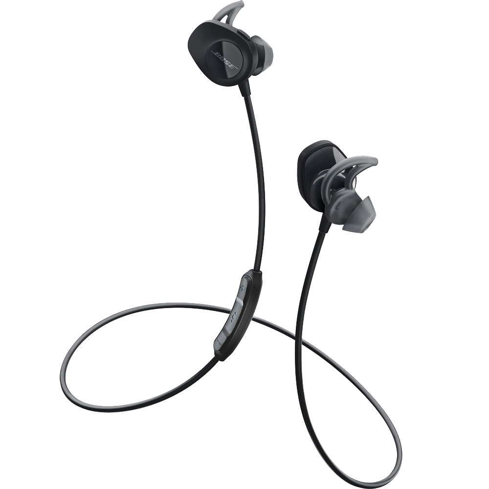 Casti Wireless   Soundsport Negru