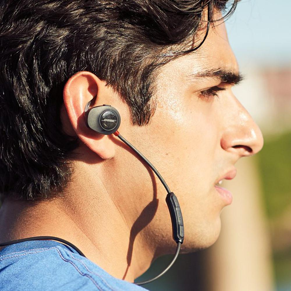 Casti Wireless   Soundsport Pulse Negru