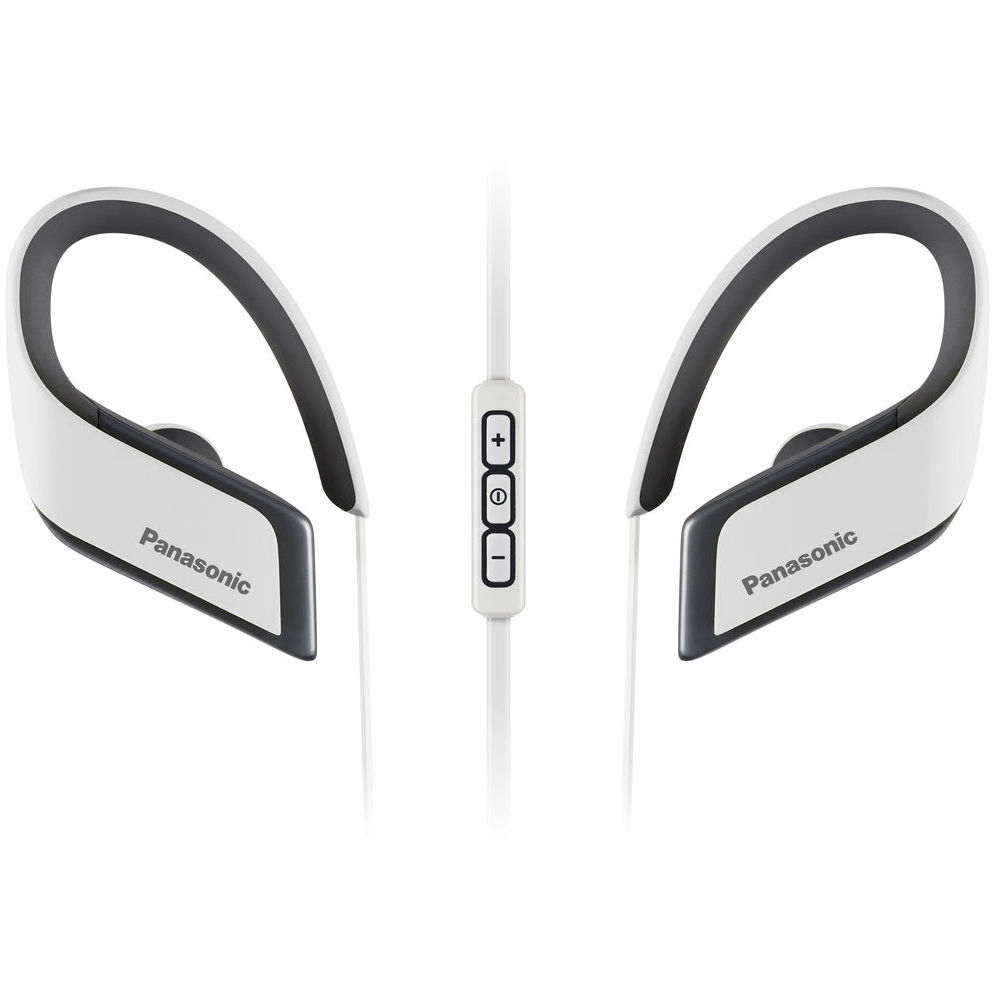 Casti Wireless   Stereo Sport Alb