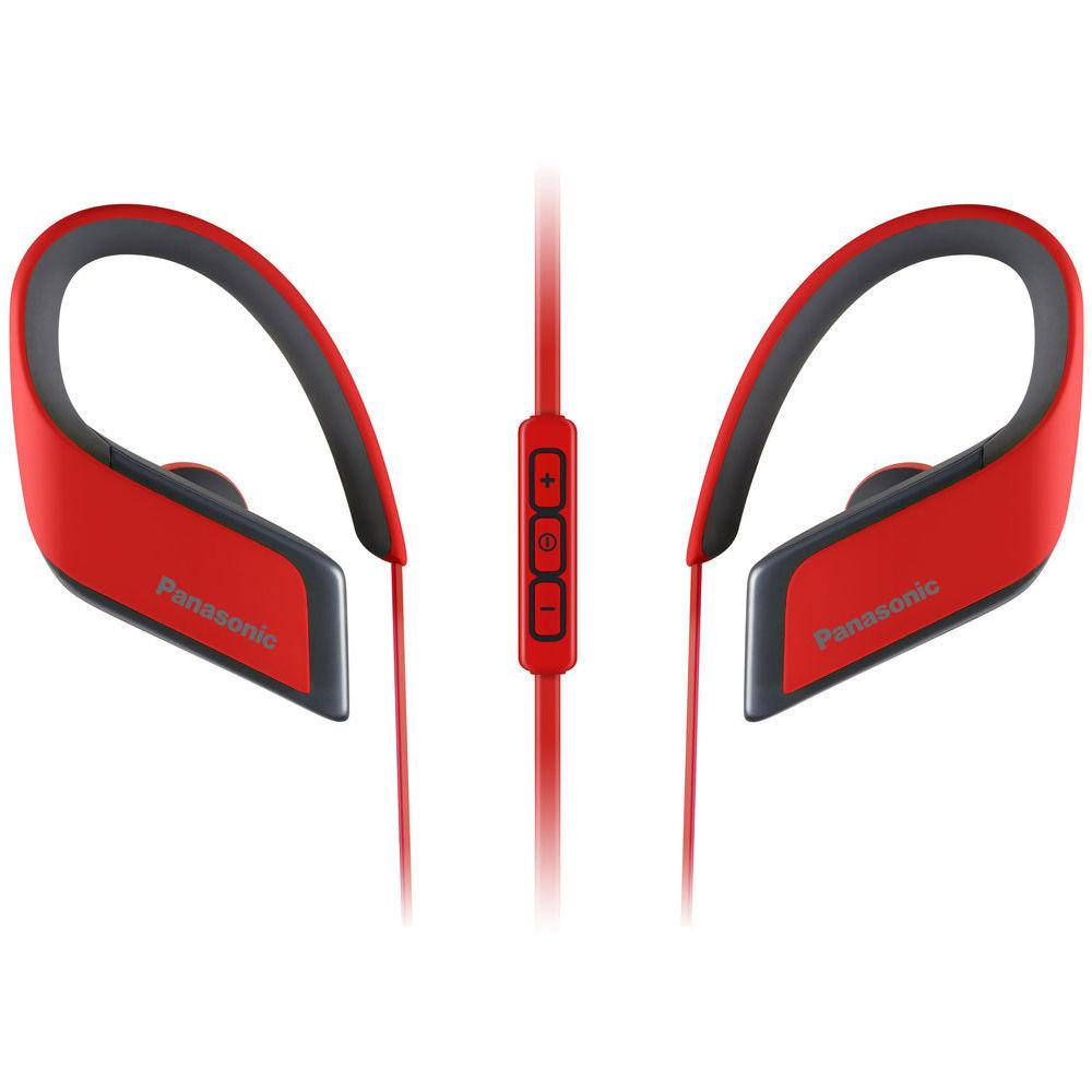 Casti Wireless   Stereo Sport Rosu