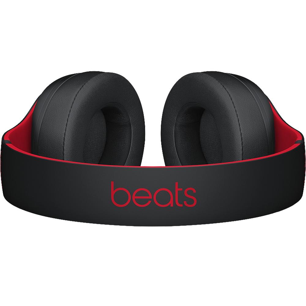 Casti Wireless Studio 3 Over Ear Rosu Negru