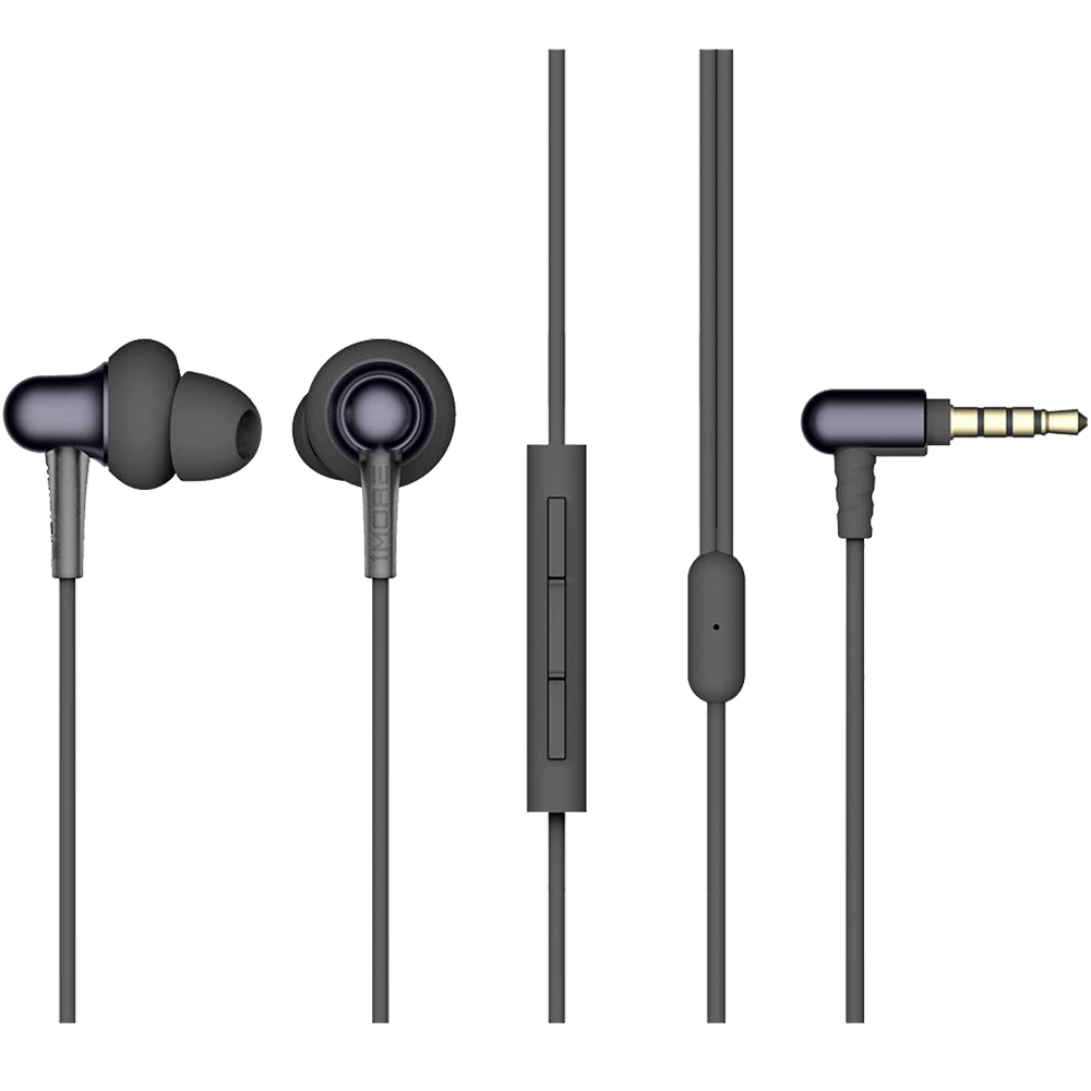Casti Audio Stylish In-Ear Negru