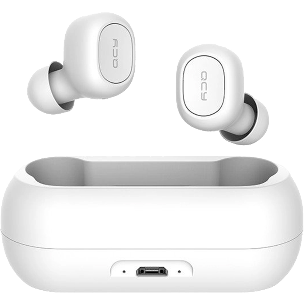 Casti Wireless T1 TWS Alb