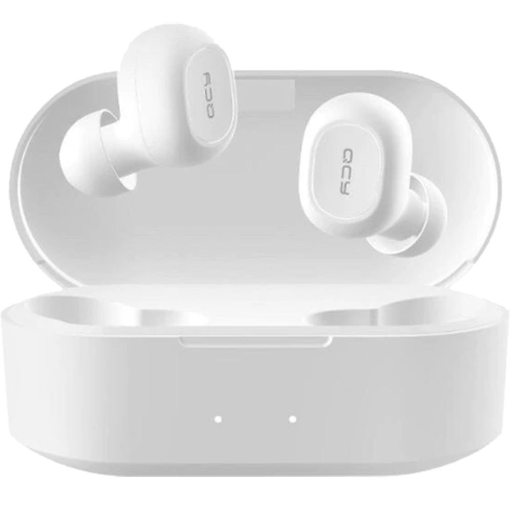 Casti Wireless T1S In-Ear Alb
