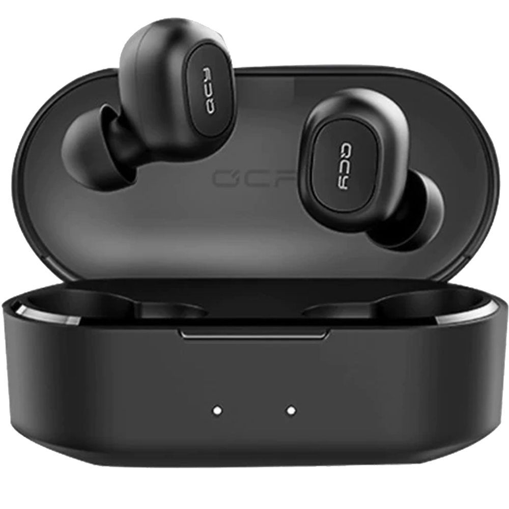 Casti Wireless T1S In-Ear Negru