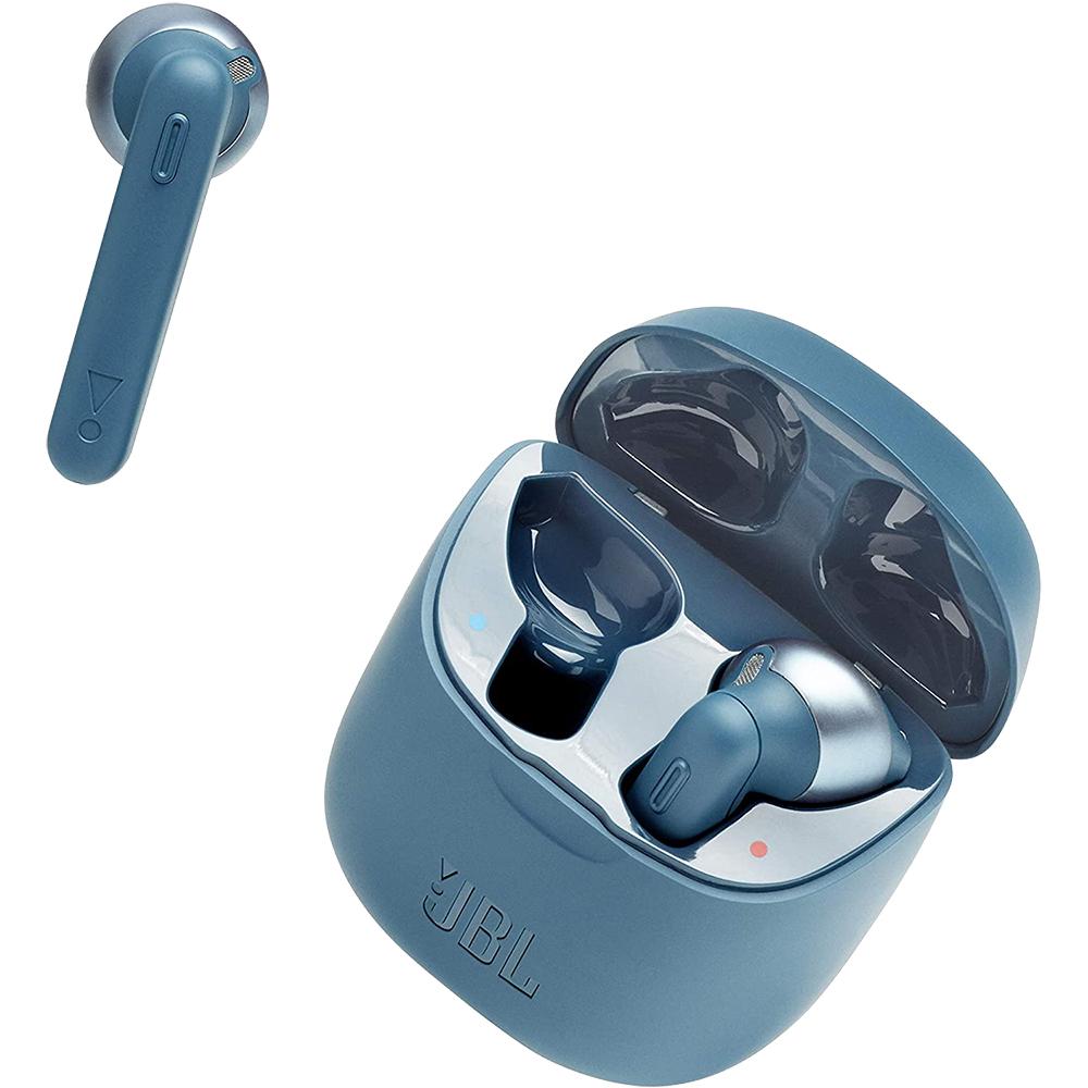 Casti Wireless T220 True Albastru