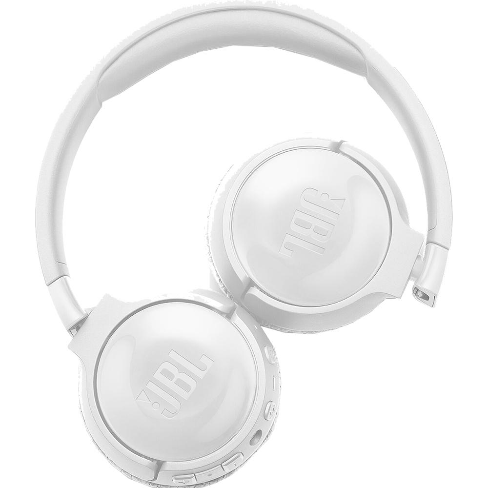 Casti Wireless T600BTNC On Ear Alb