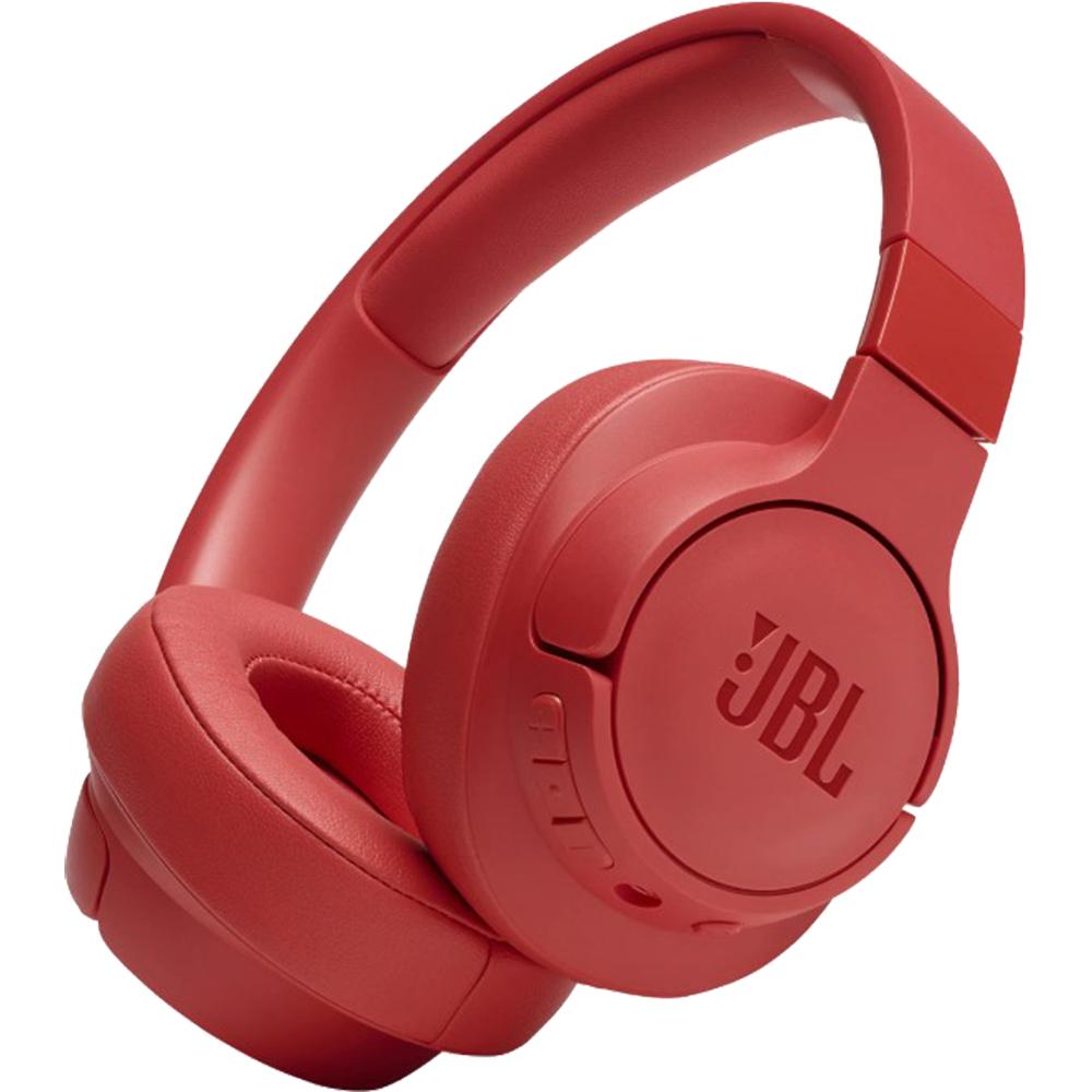 Casti Wireless T700BT On-Ear Coral