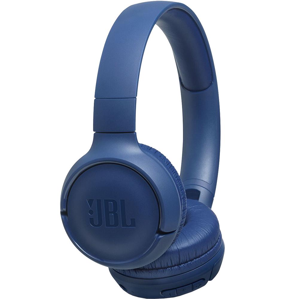 Casti Wireless   Tune 500BT On-Ear Albastru