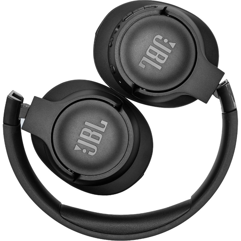 Casti Wireless TUNE 750BTNC Wireless Over-Ear ANC Negru