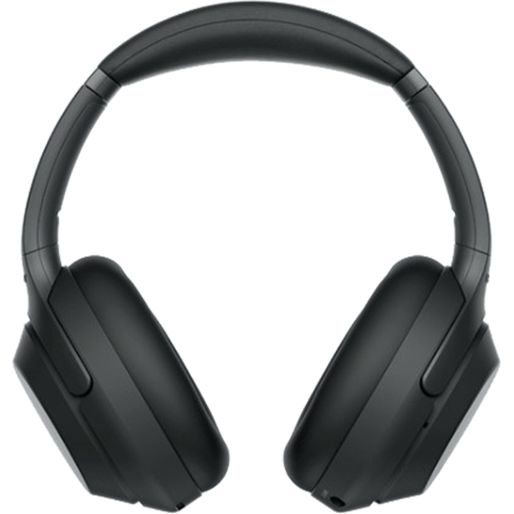 Casti Wireless Bluetooth WH-1000XM4 Over Ear, Noise Cancelling, Microfon, NFC, Negru