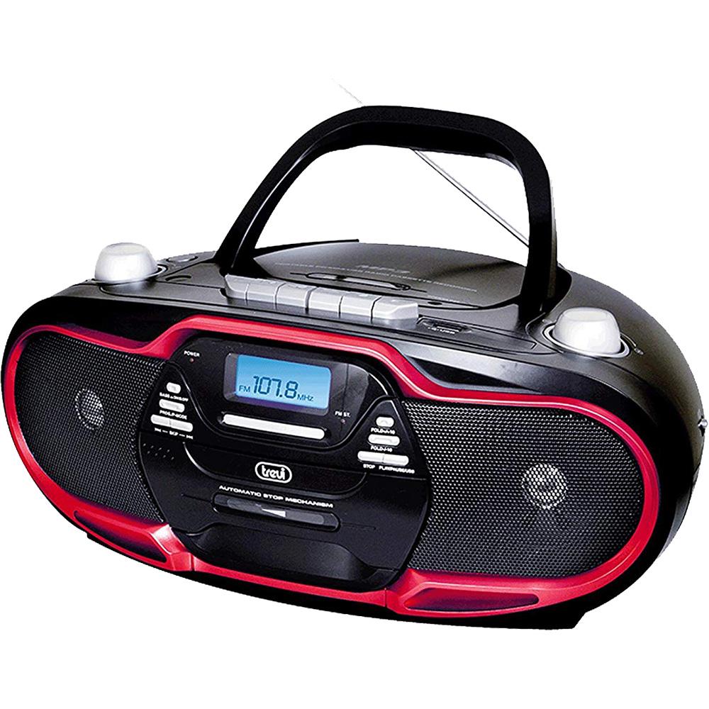 CD Player CMP 574  Rosu