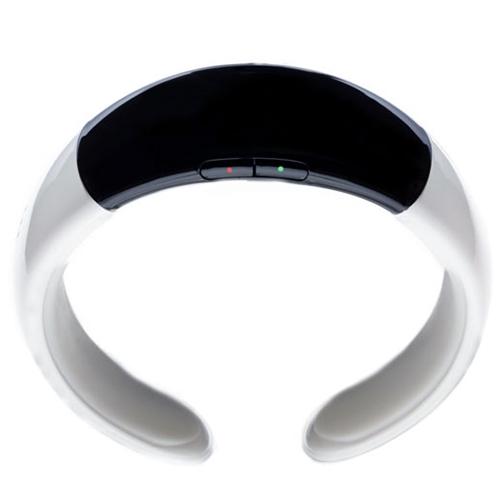 Smartwatch ZeBracelet Alb