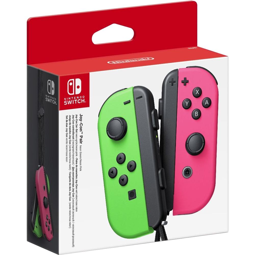 Controller Switch Joy Verde/Rosu