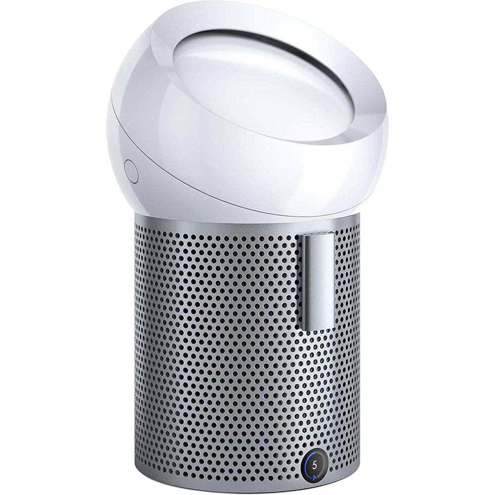 Cool Me Ventilator Cu Efect De Purificare a Aerului  Alb/Argintiu