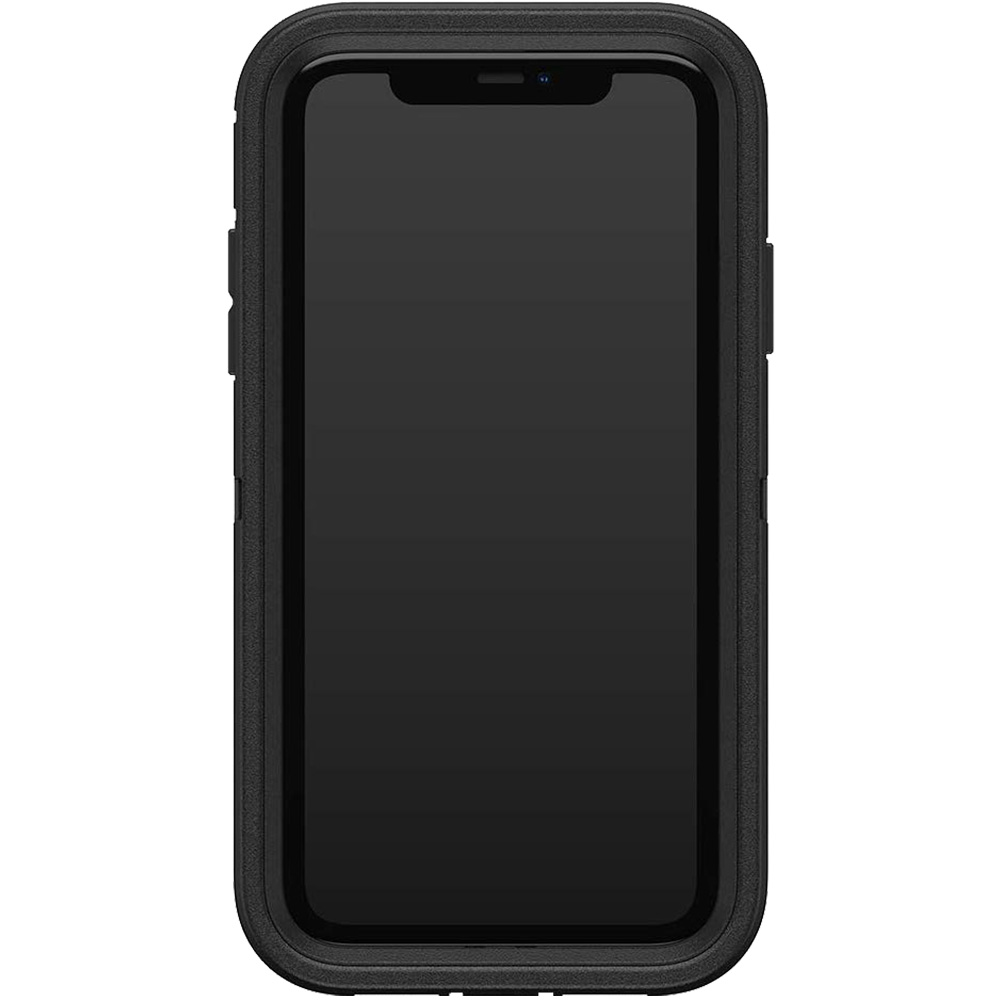 Husa Capac Spate Defender Negru APPLE iPhone 11