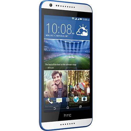 Desire 620G Dual Sim 8GB Alb Albastru