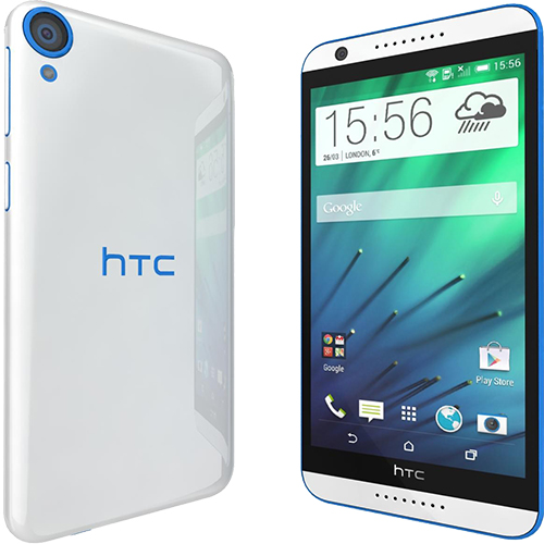 Desire 820 16gb lte 4g alb albastru