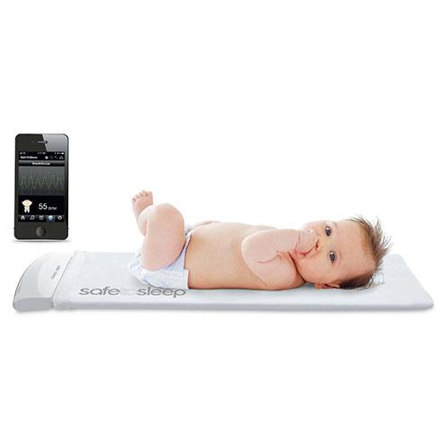 Dispozitiv De Monitorizare Somn Si Respiratie Bebelusi