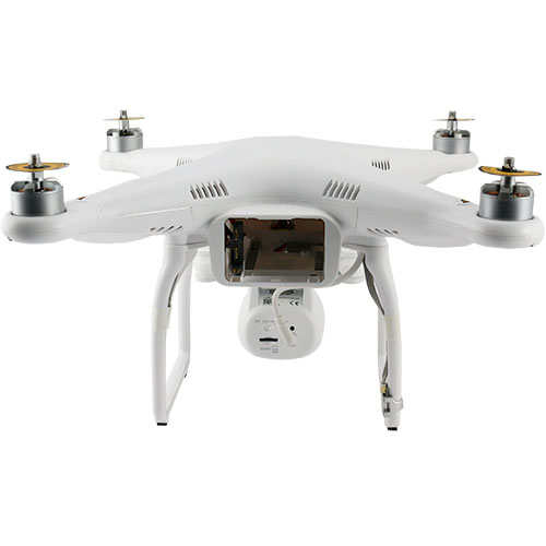 Phantom 2 Vision Drona Craft Alb
