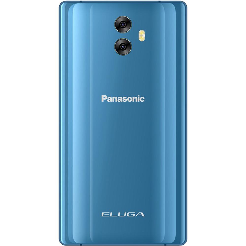 Eluga C Dual Sim 64GB LTE 4G Albastru 4GB RAM