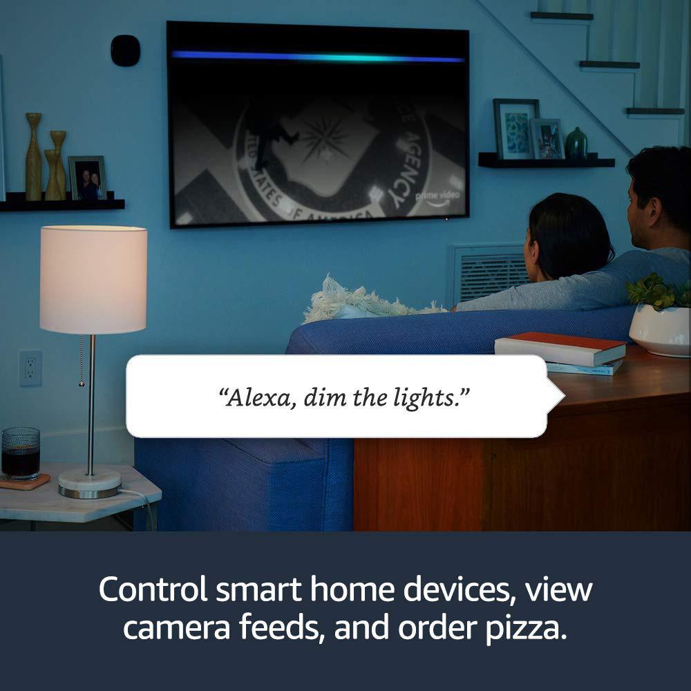 Fire TV 4K Stick + Telecomanda Cu Control Voce Alexa