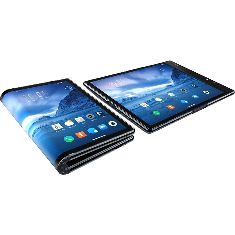 FlexPai Dual Sim Fizic 128GB LTE 4G Negru 6GB RAM