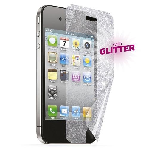 Folie De Protectie Glamour GLAMME APPLE iPhone 4s