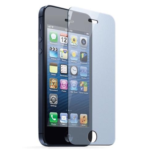 Sticla Securizata Clasica 9H Alb APPLE iPhone 5s, iPhone SE