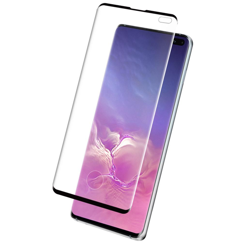 Sticla Securizata Full Body Negru SAMSUNG Galaxy S10 Plus