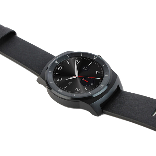 Smartwatch g watch r smartwatch negru