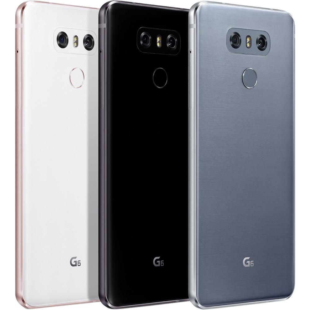G6 Dual Sim 32GB LTE 4G Alb 4GB RAM