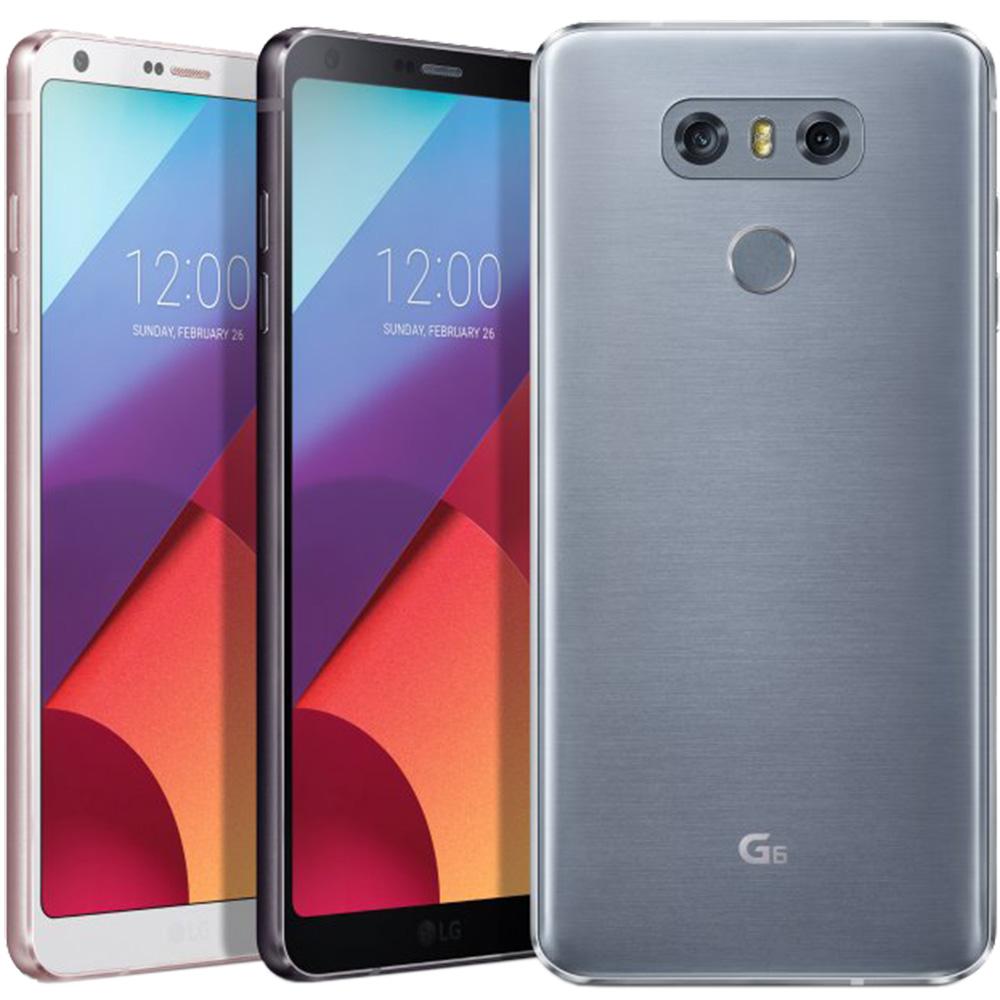 G6  Dual Sim 32GB LTE 4G Argintiu  4GB RAM