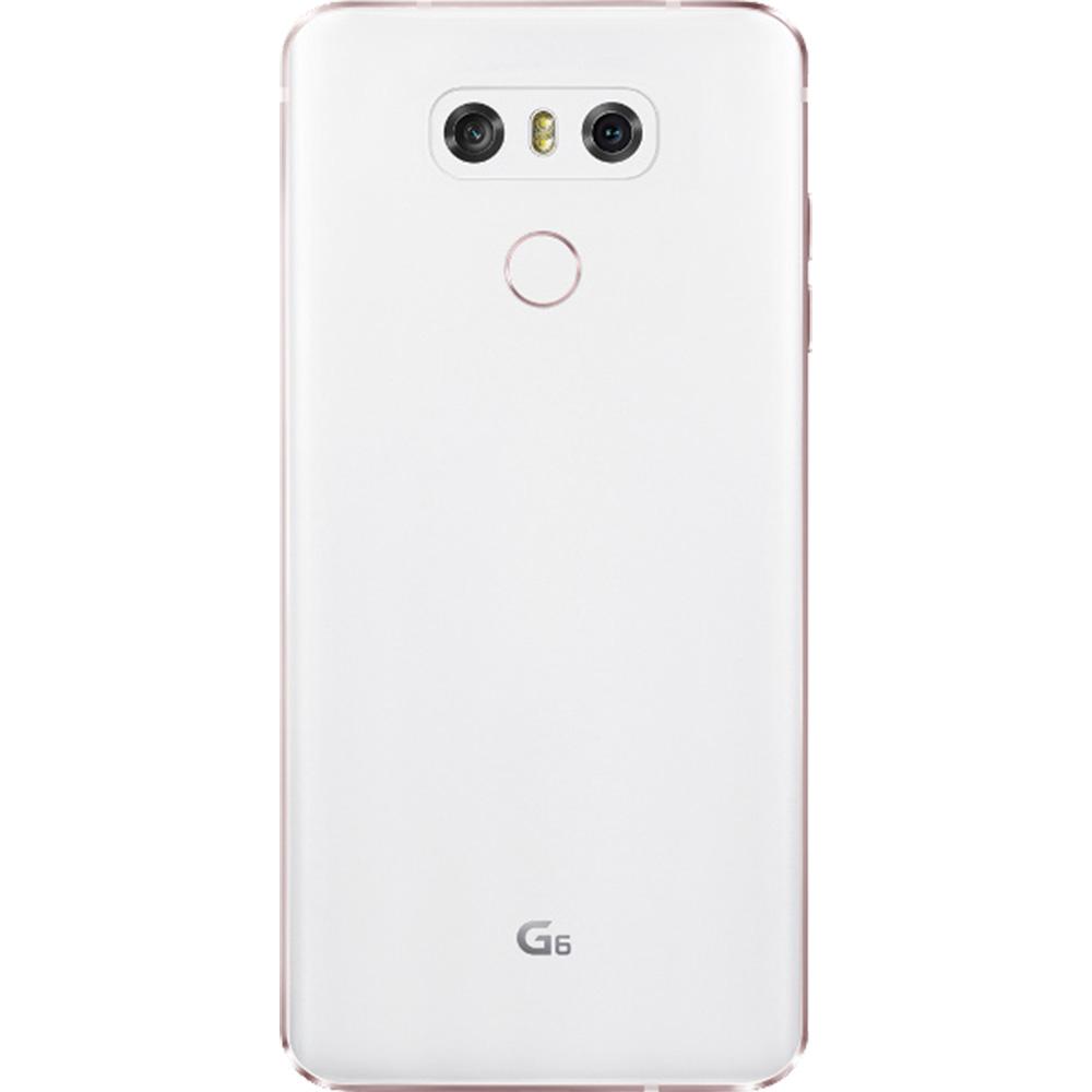 G6 Dual Sim 64GB LTE 4G Alb 4GB RAM