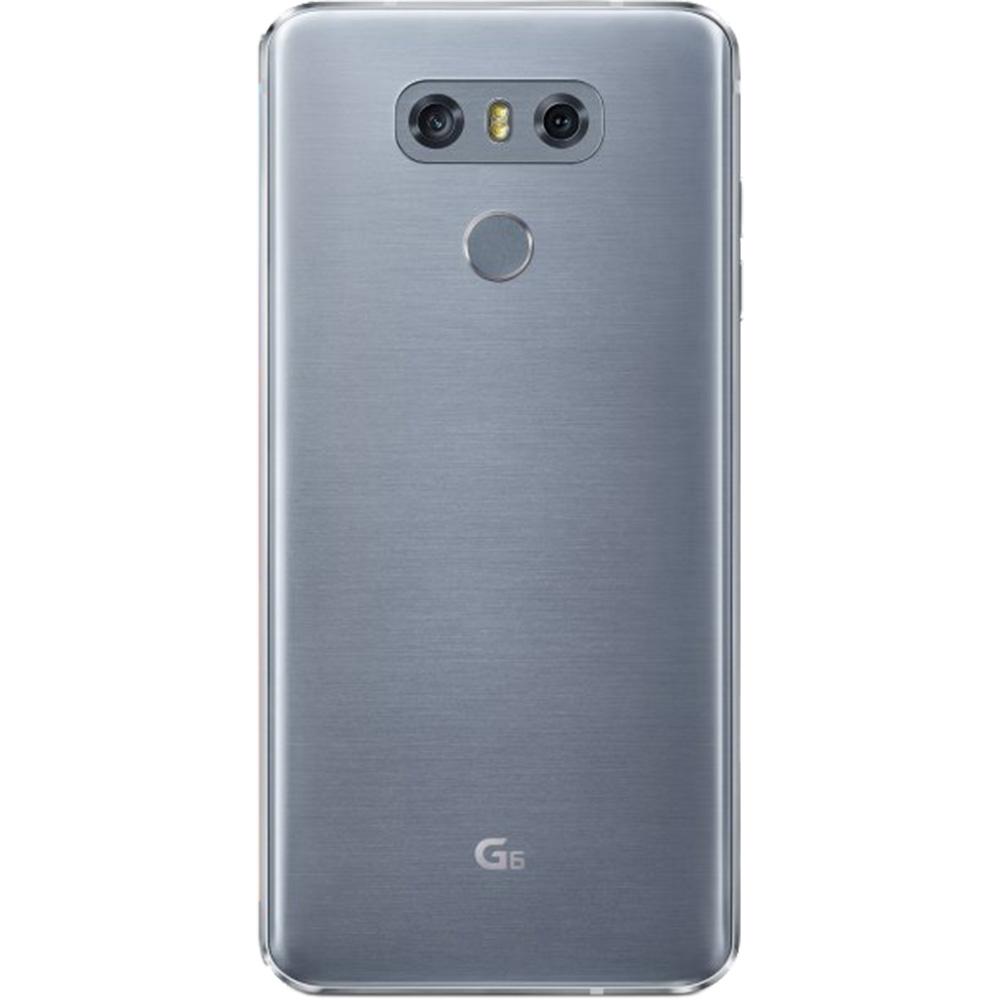 G6  Dual Sim 64GB LTE 4G Argintiu + Bratara Fitness Nabu X 4GB RAM