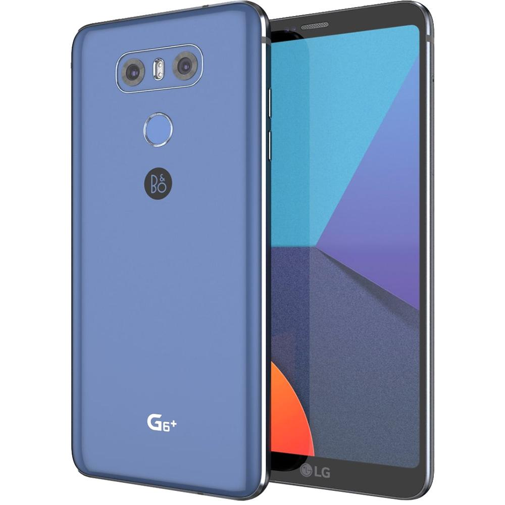 G6 Plus Dual Sim 128GB LTE 4G Albastru 4GB RAM