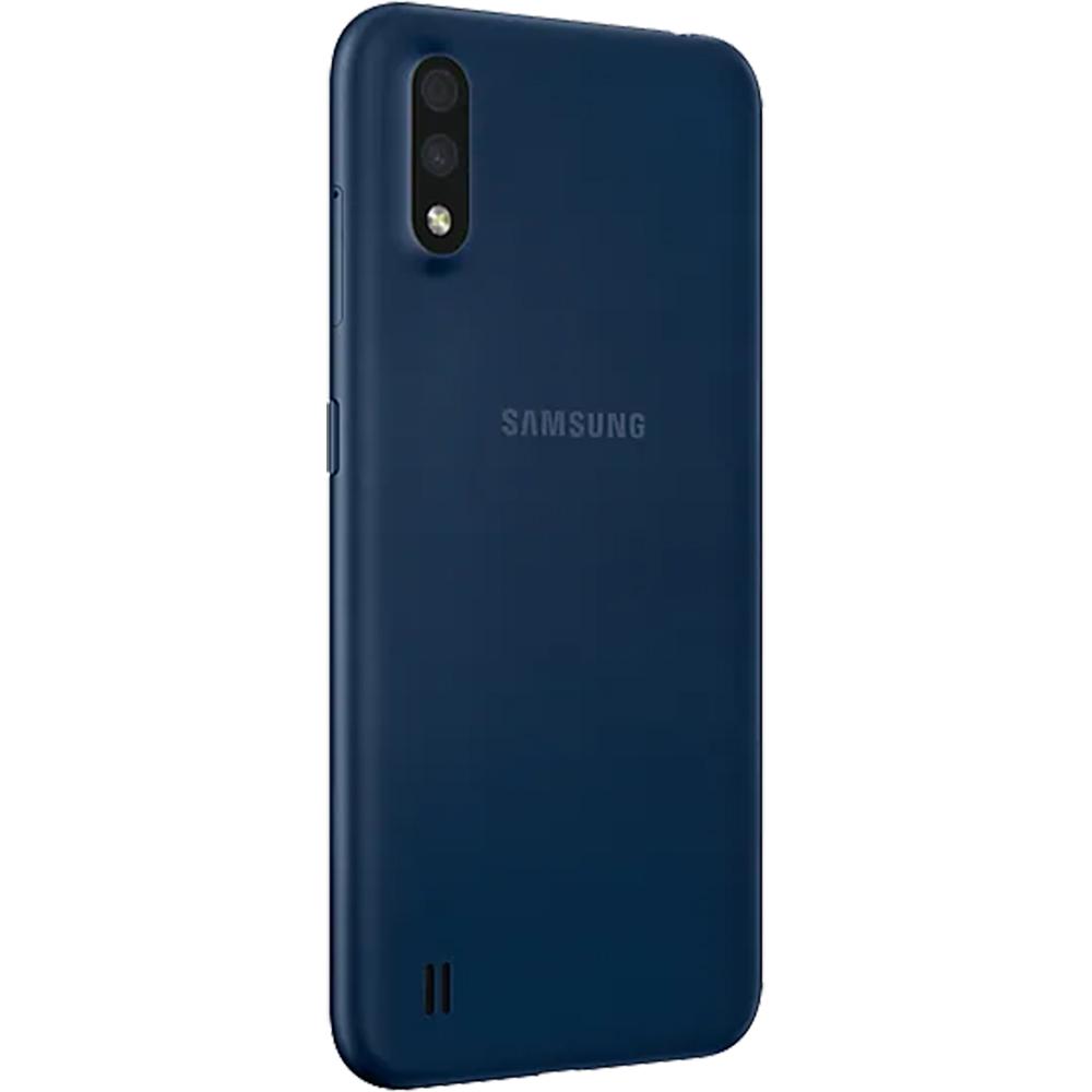 Galaxy A01 Dual Sim Fizic 16GB LTE 4G Albastru