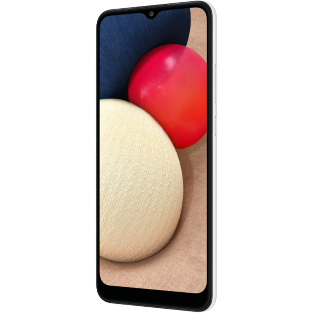Galaxy A02S Dual Sim Fizic 64GB LTE 4G Alb 4GB RAM