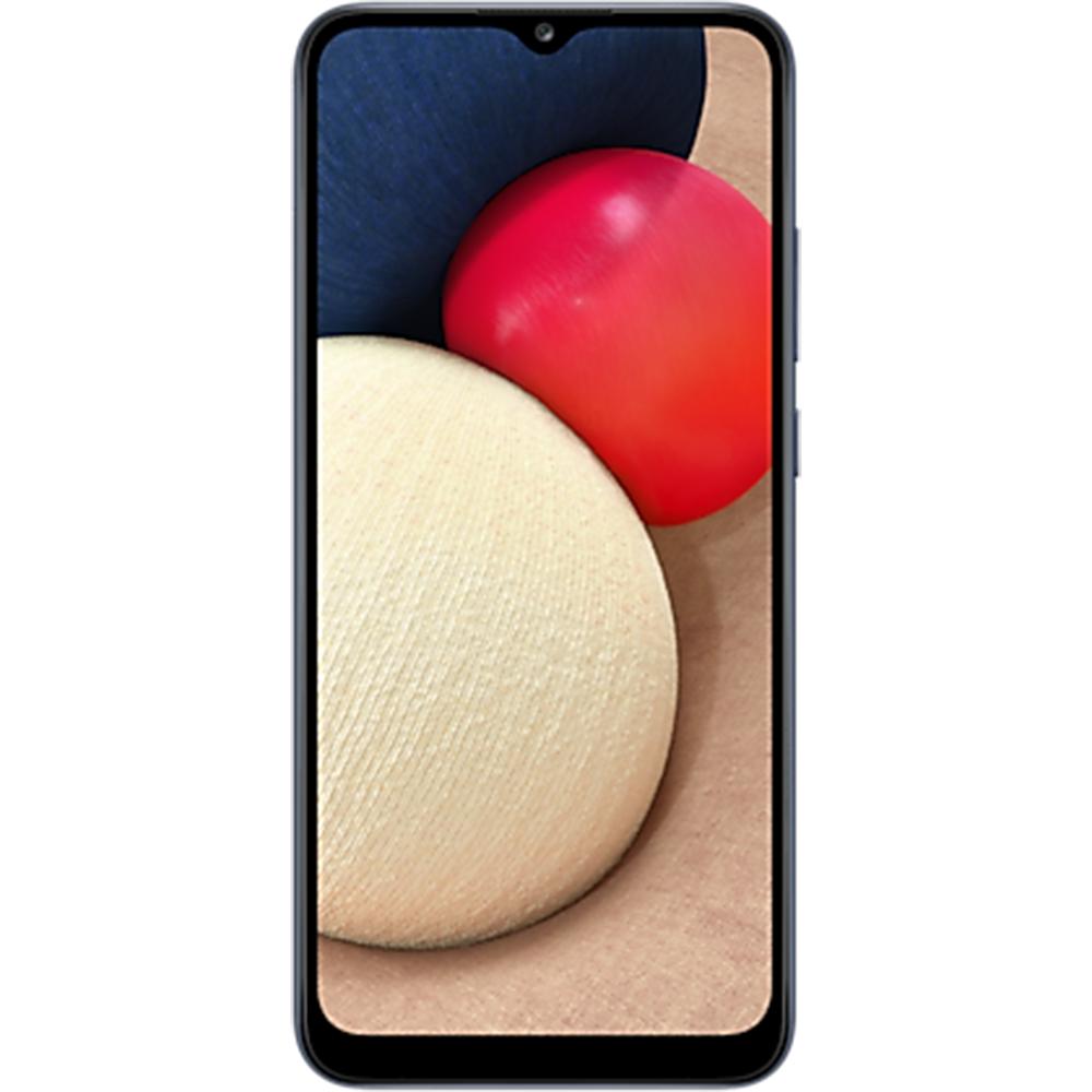 Galaxy A02S Dual Sim Fizic 64GB LTE 4G Albastru 4GB RAM