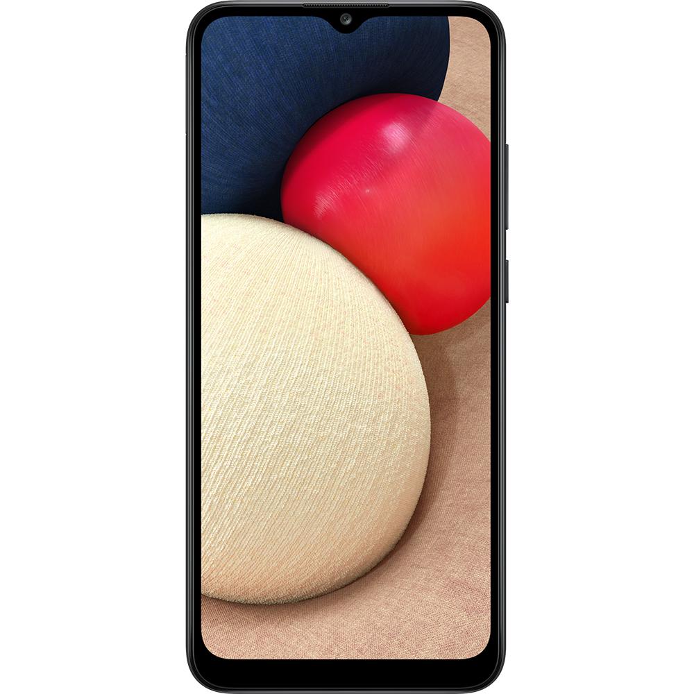 Galaxy A02S Dual Sim Fizic 64GB LTE 4G Negru 4GB RAM