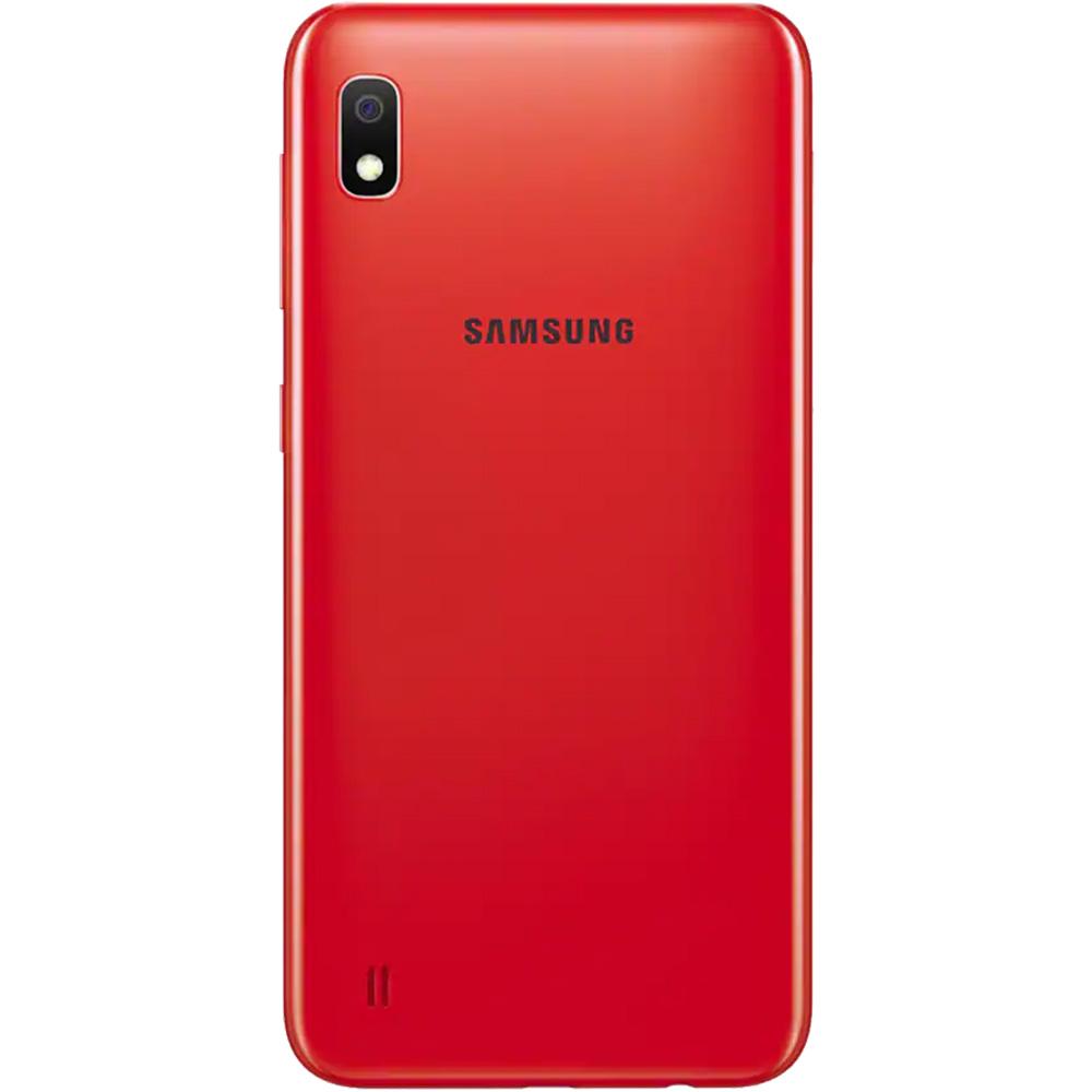 Galaxy A10 Dual Sim 32GB LTE 4G Rosu