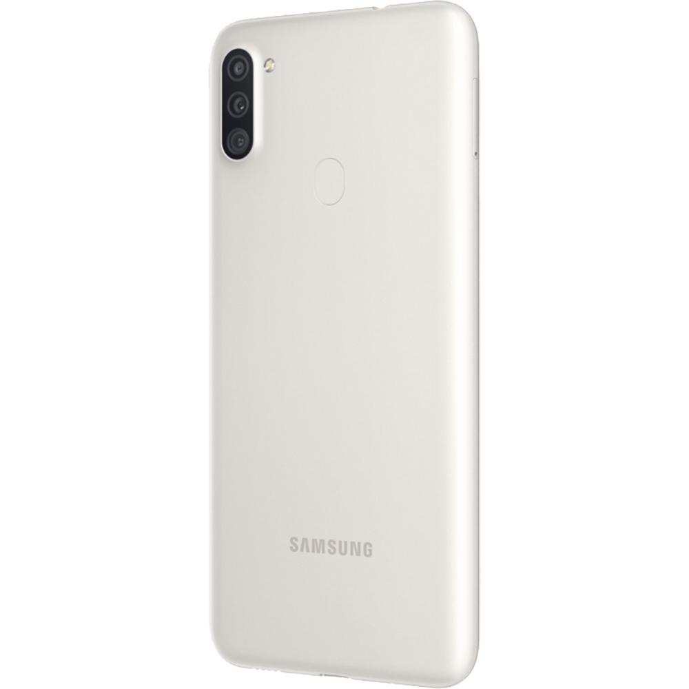 Galaxy A11 Dual Sim Fizic 32GB LTE 4G Alb 3GB RAM